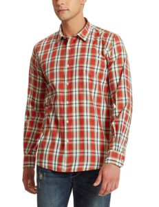 Amazon - Buy Ruggers Men's Casual Shirts at Flat 60% off