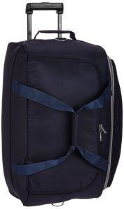 Amazon- Buy Skybags Cardiff Polyester 63.5 cms Blue Travel Duffle