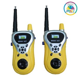 Amazon - Buy Smiles Creation Walkie Talkie Toy for Kids, Multi Color at Rs 286 only