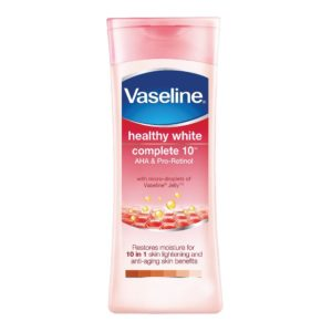 Vaseline Healthy White Complete 10 Body Lotion