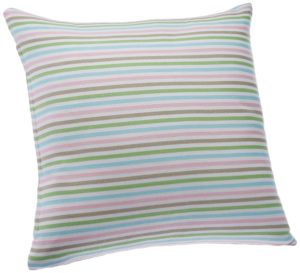 Amazon Steal- Buy Blue Alcove Multi Dobby Stripes Cushion Cover
