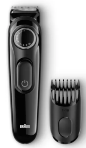 Braun BT3020 Trimmer For Men (Black)
