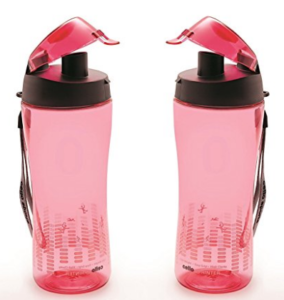 Cello Sprinter Sports Plastic Bottle Set, 700ml, Set of 2 at rs.189