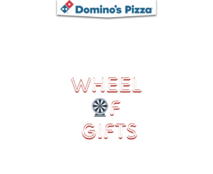 Dominos Spin and Win