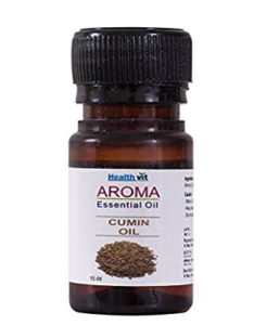 Healthvit Aroma Cumin Oil - 15 ml at rs.86