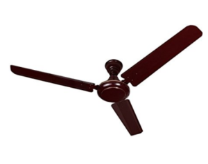 Lifelong LLSFEC02B 1200mm Ceiling Fan (Brown) at rs.799