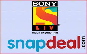 Snapdeal- Purchase any thing from Snapdeal and Get 3 months SonylIVE subscription free