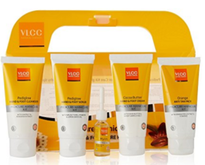 VLCC Pedicure and Manicure Kit at rs.225
