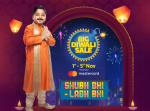 flipkart big diwali sale 2018 1-5 november