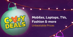 flipkart big diwali sale 2018 crazy deals