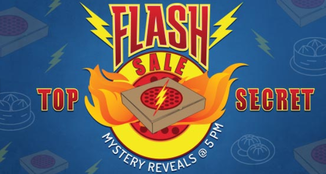 littleapp flash sale top secret