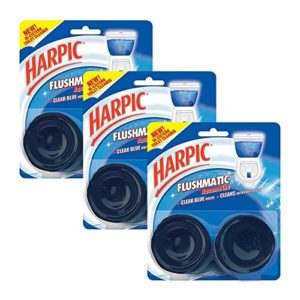 Amazon- Buy Harpic Twin Aquamarine Flushmatic