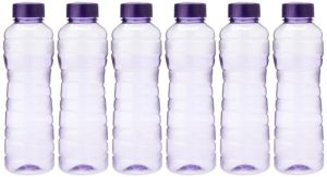 Amazon- Princeware Victoria PET Fridge Bottle, 975 ml