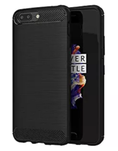 Bracevor OnePlus 5 Back Case Cover at rs.99