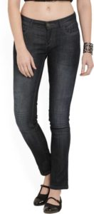 Branded Women's Jeans at Minimum 80% Discount