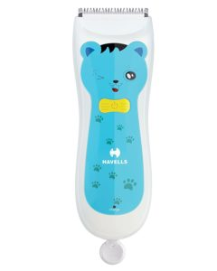 Buy Havells BC1001 Rechargeable Baby Hair Clipper (Blue) at Rs.1,615 only