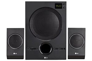 Buy LG LH70 B 2.1 Channel DVD Home Cinema System (Black) for Rs.5,499 only