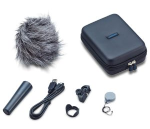 Buy Zoom APQ-2N Accessory Pack for Q2n Handy Video Recorder, Black for Rs.1,999 only
