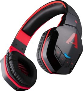 Buy boAt Rockerz 510 Red Headset with Mic (Red, On the Ear) for Rs.1,549
