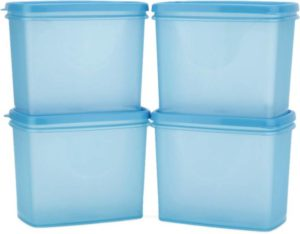 Flipkart- All Time Sleek - 850 ml Plastic Multi-purpose Storage Container