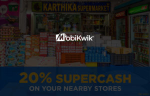 Frustrated with Mobikwik SuperCash Know how to use 20% at your Nearbuy Stores