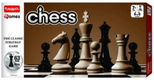 Funskool Chess Board Game at Rs.147