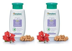 Himalaya Gentle Baby Shampoo (400ml, Pack of 2)
