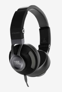 JBL Synchros S300a On The Ear Headphones (Grey) Rs 1994 only tatacliq