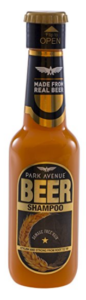 Park Avenue Damage Free Hair Beer Shampoo for Men, 180ml