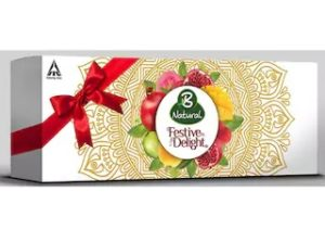PayTM - Buy B NATURAL FESTIVE DELIGHTS PREMIUM PACK 2KG 1PC for Rs 292 only