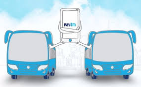 Paytm – Get Rs 125 Cashback(Rs 75+Rs 50) on Bus Ticket Bookings