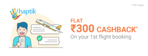 Phonepe-Rs 300 cashback on flight bookings