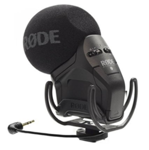 Rode Stereo VideoMic Pro Rycote Condenser On-Camera Microphone rs.9,366