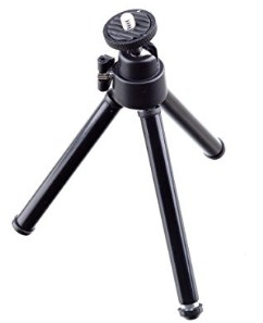 mStick Black Mini Tripod 18cm For Camera