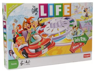 Funskool The Game of Life Board Game