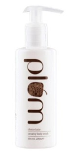 Plum Choco Latte Creamy Body Wash, 200ml