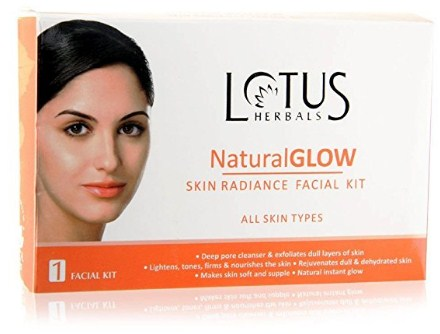 Lotus Herbals Natural Glow Kit Skin Radiance
