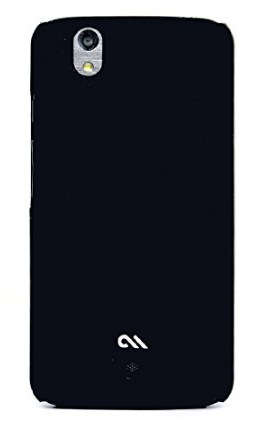 Case-Mate CM032223 for Micromax Canvas A1 (Black)