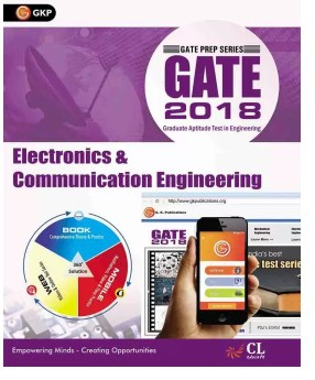 GATE GUIDE ELECTRONICS & COMMUNICATION ENGINEERING 2018 2018 Edition (ENGLISH, Paperback, GK Publications)
