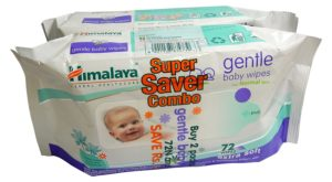 Shopclues- Buy Himalaya Soothing Baby Wipes