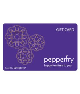 Snapdeal- Buy Pepperfry E-Gift Card