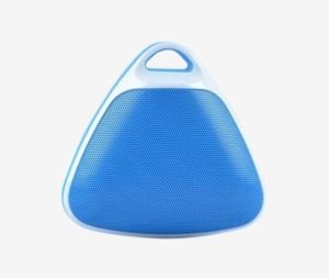 Tata Cliq - Buy Catz Triangle CZ-BT-22-BL Bluetooth Speaker (Blue) for Rs 694 only