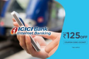 Ticketnew- Get Flat Rs 125 Off on Booking 2 Movie tickets for ICICI Internet Banking customers