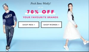 amazon branded clothing at flat 70 off men and women