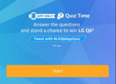 amazon lg quiz