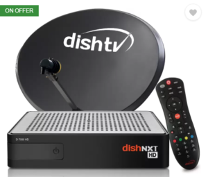 dish tv flipkart