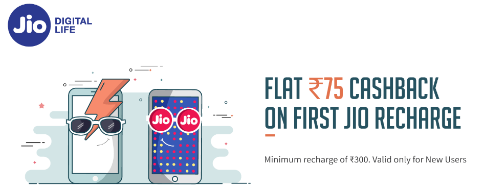 freecharge new user jio offer