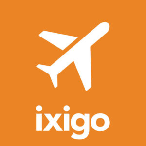 ixigo 1st flight booking