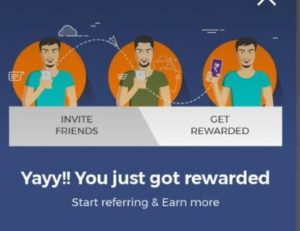 mr voonik app invite friends refer and earn free credits 51