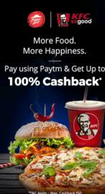 paytm KFC Offer
